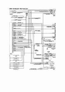 Mazda Mazda 323 1  6 Esqmzd033 Pdf Diagramas De Autos