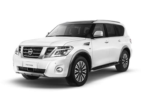 New Nissan Patrol 2019 2019 nissan patrol gets new colours accessories drive