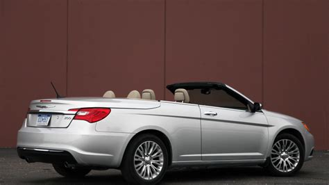 Chrysler 200 Convertible 2011 by Drive 2011 Chrysler 200 Convertible Autoblog