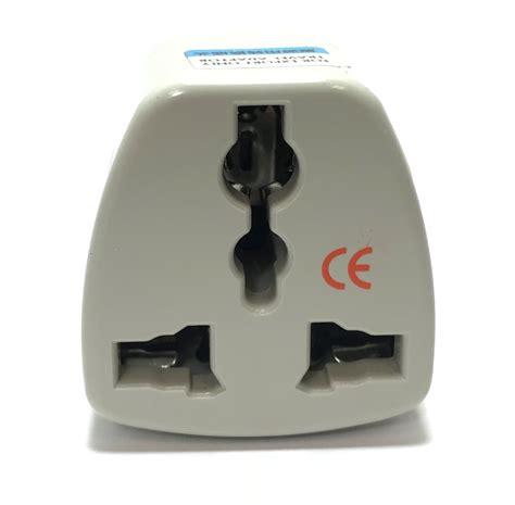 SS414 UK/Ireland/UAE Universal Plug Adapter