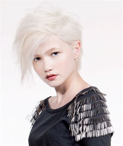 101 best images about grey white hair styles on pinterest