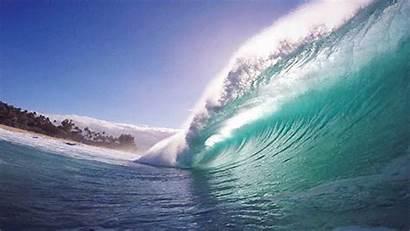 Beach Emerald Ocean Catering Wave Self Animated