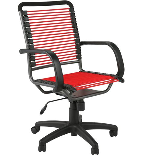 bungee desk chair bungee high back office chair and black in office chairs
