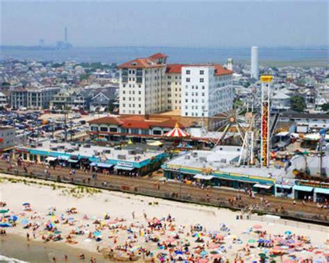 ocean city  jersey hotels beachfront hotels  ocean