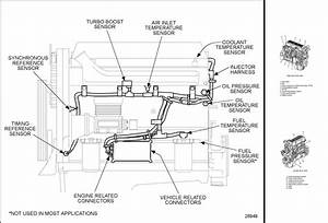 6 7l Powerstroke Engine Diagram  U2022 Downloaddescargar Com