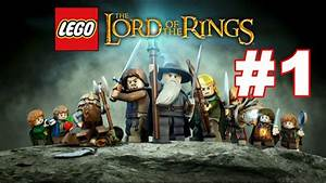 Lego Lord Of The Rings Walkthrough Part 1 Prologue Youtube