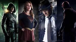 Every, Comic, Book, Tv, Show, Ranked, By, Fans