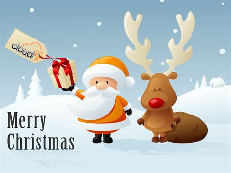 Animated Santa Wallpaper - 40 animated wallpapers for 2015 clip