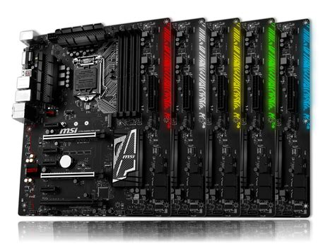 gaming in color customize your gaming rig with carbon motherboards