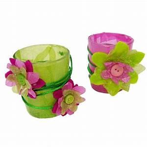 Teelichter Basteln Mit Kindern : fr hlingsdeko selber basteln frische farben f r eine fr hlingsdeko ~ Markanthonyermac.com Haus und Dekorationen