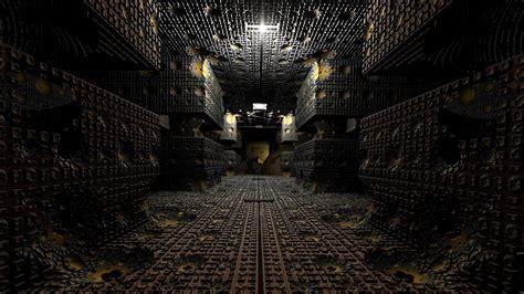 3d Abstract Artwork Design Tunnels Wallpaper