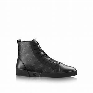 Sneakers Louis Vuitton Homme : sneakers montant match up monogram souliers homme ~ Nature-et-papiers.com Idées de Décoration