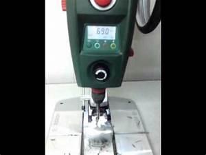 Bosch Pbd 40 Fräsen : produkttest bosch pbd 40 bohren von 42crmo4v youtube ~ Buech-reservation.com Haus und Dekorationen