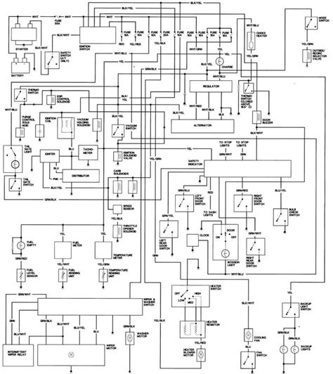 1991 Honda Accord Brake Light Wiring Diagram by 1981 Honda Accord Engine Wiring Diagram Freeautomechanic