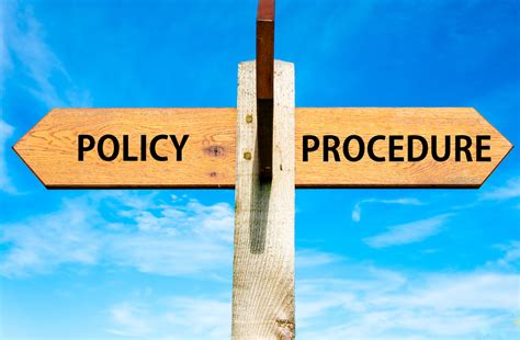 Policies & Procedures You Need In Your Business Key