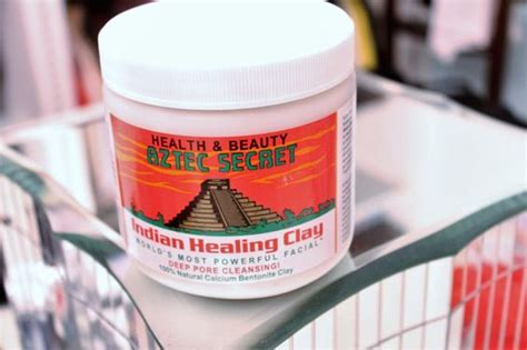 Deep Clean Pores With The Aztec Secret Indian Healing Clay