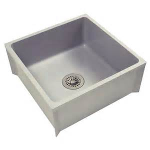 mop sink basin fiberglass 24 quot x 24 quot x 10 quot high zurn