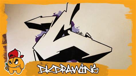 Grafiti C : How To Draw Graffiti Letters