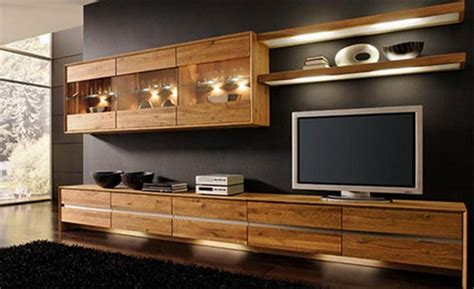 wooden interior design   living room house