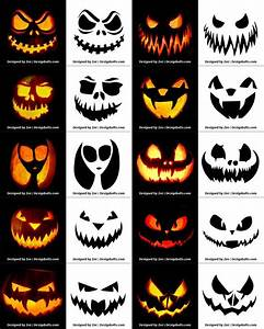 290  Free Printable Halloween Pumpkin Carving Stencils  Patterns  Designs  Faces  U0026 Ideas