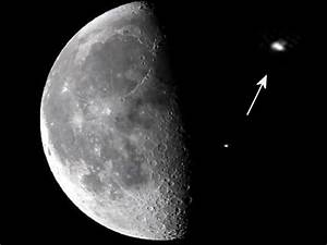The Moon On NASA Aliens - Pics about space