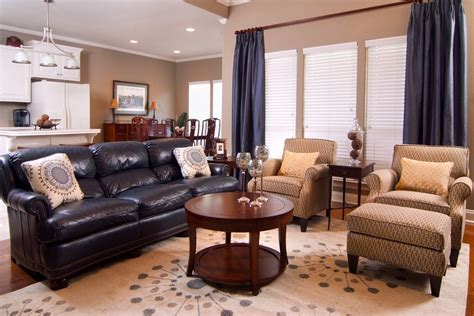 blue leather sofa living room blue leather sofa living room contemporary with living