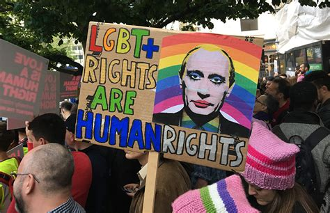 More Than 80 Of Russians Consider Gay Sex Reprehensible
