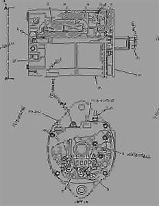 3315717 Alternator Group-charging