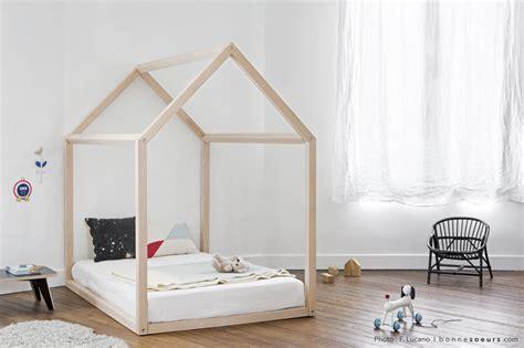 cabane pour chambre garcon lit cabane enfant cocoeko