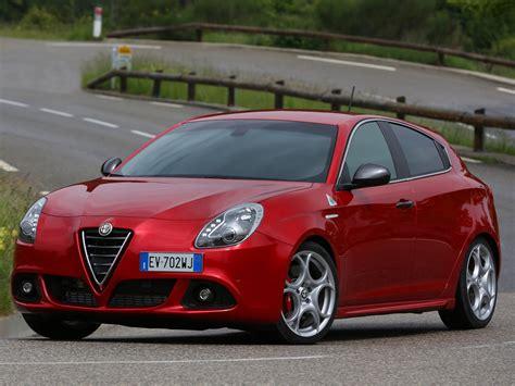 Alfa Romeo Giulietta Quadrifoglio Verde Test Fahrbericht