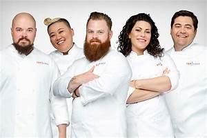 Top Chef Season 13 Chefs: Giselle Wellman, Frances Tariga ...