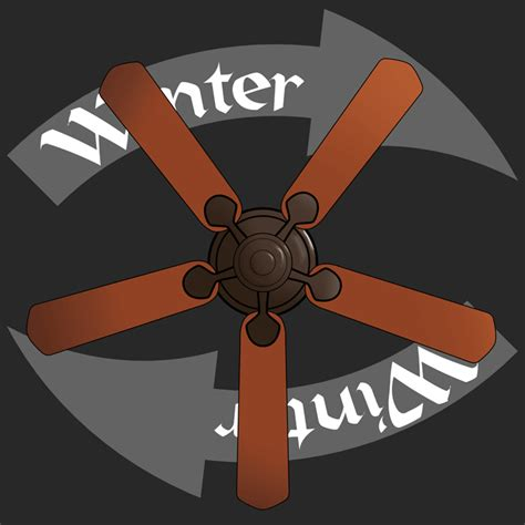 Summertime Ceiling Fan Direction by Ceiling Fan Clockwise Or Counterclockwise In Winter