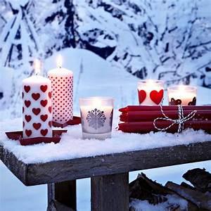 Ikea Deco Noel : d co de no l notre s lection de jolies bougies de no l ~ Melissatoandfro.com Idées de Décoration