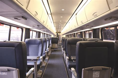 amtrak debuts assigned seat offering  acela  class