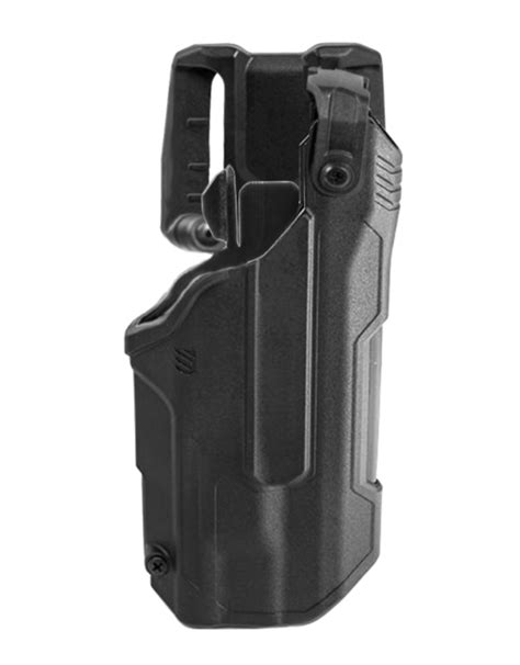 blackhawk  series ld holster glock      tlr  tlr   hand black