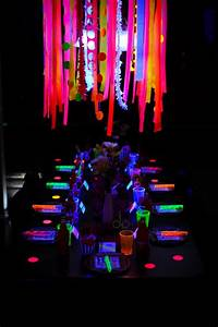 15+ Glow In The Dark Party Ideas! - B Lovely Events