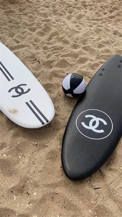 Surfboard Ig Uploaded Chanel Story