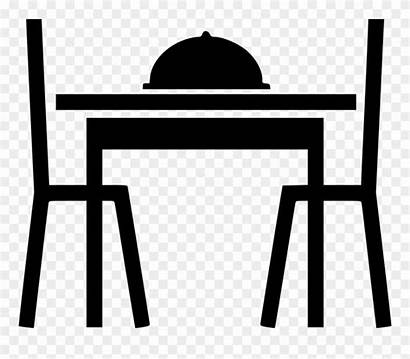 Table Dining Icon Clipart Pinclipart