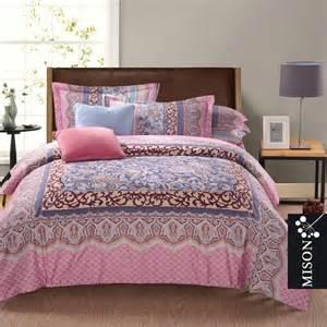 Bohemian Comforter Bedding Set
