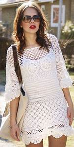 Crochet Tunic Pattern For Sizes S