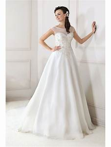 agnes 11693 a line skirt ivory wedding dress with lace bodice With ivory a line wedding dress