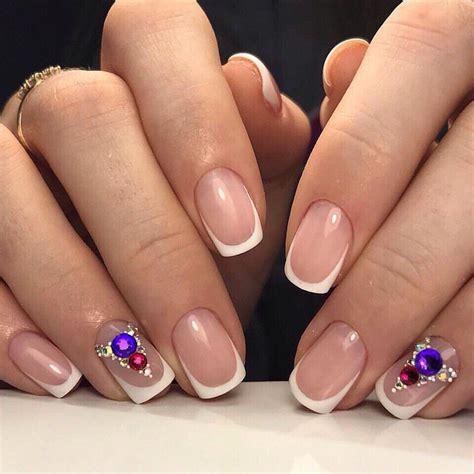 Дизайн ногтей — новинки идеи техники