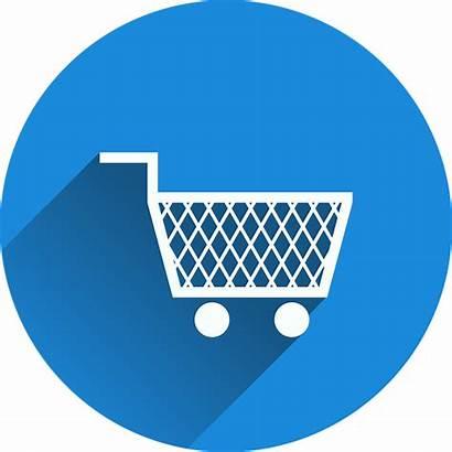 Shopping Cart Pixabay Icon Vector Graphic