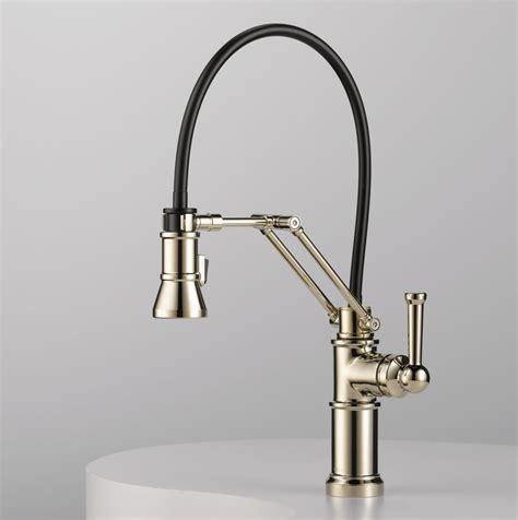 brizo kitchen faucet aretsso by brizo deco niche