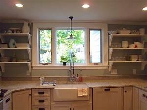 Some kitchen window ideas for your home for Kitchen designs with window over sink