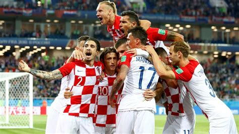 France Croatia Today Fifa World Cup