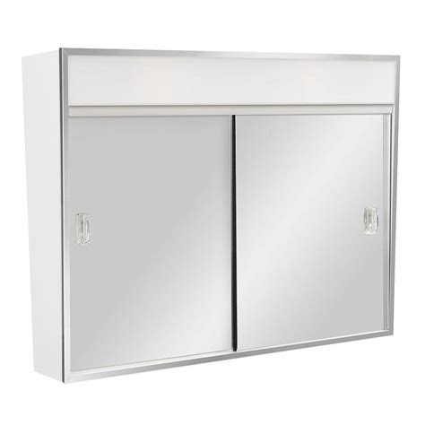 bathroom medicine cabinets with electrical outlet jensen medicine cabinet with outlet jensen meridian 15in