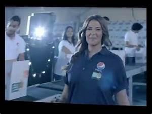 Donia Samir Ghanem Pepsi :: VideoLike