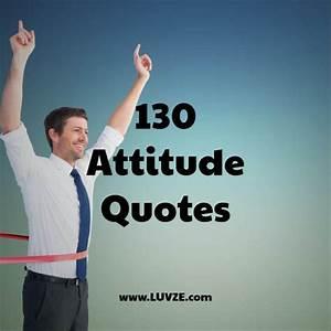 130 Attitude Qu... Solid Attitude Quotes