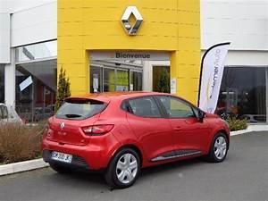 Clio 4 Motorisation : voiture occasion renault clio iv dci 90 energy eco2 business 82g 2014 diesel 50200 coutances ~ Maxctalentgroup.com Avis de Voitures